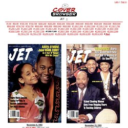 Jet Magazine Covers #1800-1849