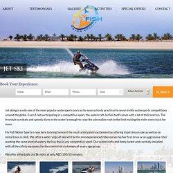 Jet Ski for Sale Dubai, Ras Al Khaimah