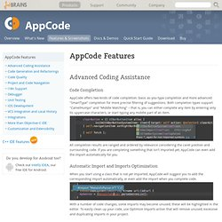 AppCode: Objective-C IDE done right