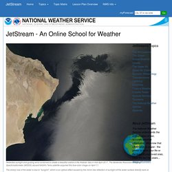 JetStream - An Online School for Weather