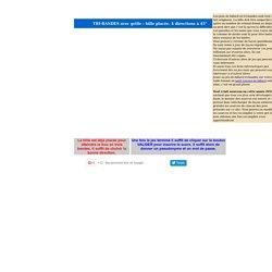 Le JEU du billard TRI-BANDES 1 chez jeanlepine.com