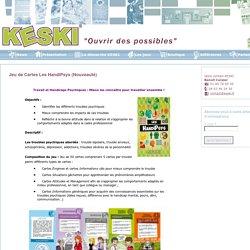 Jeu de Cartes Les HandiPsys (Nouveauté)