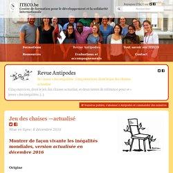 Jeu des chaises —actualisé