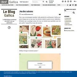 Le blog de Gallica