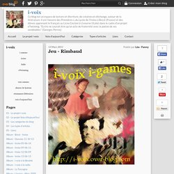 Jeu - Rimbaud