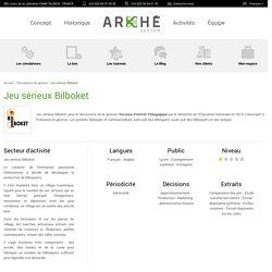 Bilboket Web