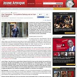 """Ziad Takieddine : """"Le système Sarkozy est en train de tomber"""""""