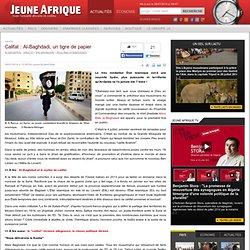 Califat : Al-Baghdadi, un tigre de papier