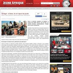 Sénégal : à Dakar, ils ont rajeuni les jeudis
