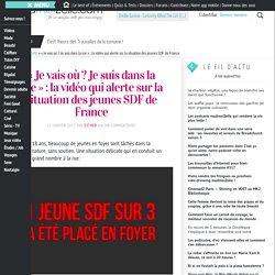 Jeunes SDF en France : la vidéo qui alerte — madmoiZelle.com