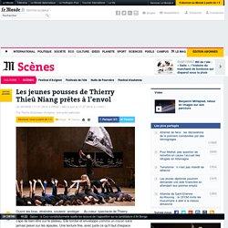 Les jeunes pousses de Thierry Thieû Niang prêtes à l'envol / Le Monde