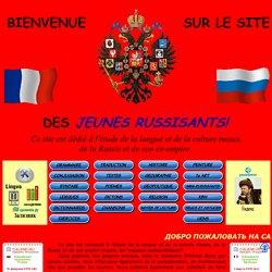 Les jeunes russisants - Etude du russe et de la Russie