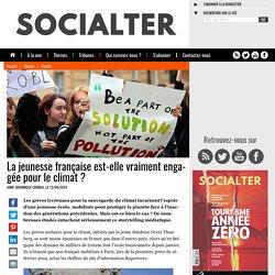 La jeunesse française est-elle vraiment engagée pour le climat ?