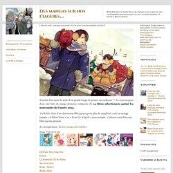 Liste de noël : mangas jeunesse (10-14 ans) incontournables de 2015