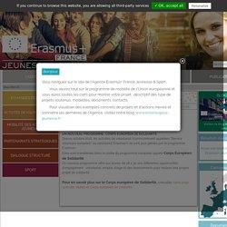Erasmus+ Jeunesse - Le Service Volontaire Européen