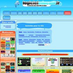 Jeux éducatifs en ligne pour les ce2