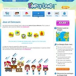Simply Land - Jeux et Concours (inscription)