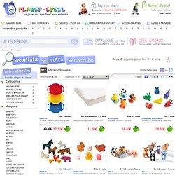 0 - 2 ans: Jeux & Jouets éducatifs pour enfants de 0 - 2 ans