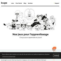 Jeux - Kiupe