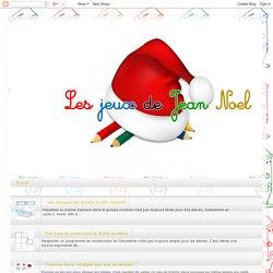 Les jeux de Jean Noël : Les masques des accords du GN : le pluriel