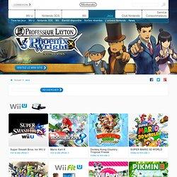 Jeux vidéo Nintendo DS