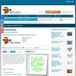 Cursus.edu - Jeux sérieux gratuits 2