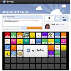 Jeux univers social