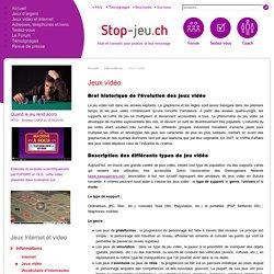 Jeux vidéo - Stop-Jeu.ch