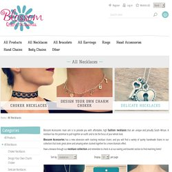 Necklaces For Women - blossomaccessories