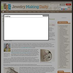 Top 5 Resin Tips for Jewelry Making from the Editor of Our Newest eMag - Jewelry Making Daily - Blogs - Jewelry Making Daily