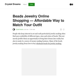 Affordable Way to Match Your Outfit