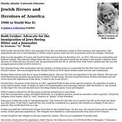 Jewish Heroes in America