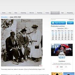 Jews 1870-1925
