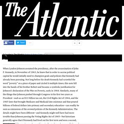 JFK's Second Term - The Atlantic
