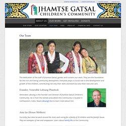 Jhamtse Gatsal Children's Community