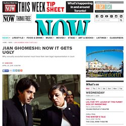 Jian Ghomeshi: now it gets ugly
