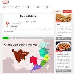 Jiangxi Cuisine - Article China - CCHATTY