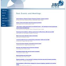 JIBS website