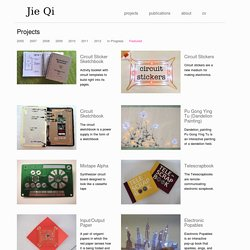 Jie Qi – Featured