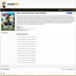 Gate: Jieitai Kanochi nite, Kaku Tatakaeri Online