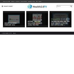 JiffPad - Health 2.0 TV