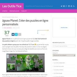 Jigsaw Planet. Créer des puzzles en ligne personnalisés
