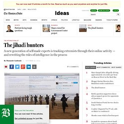 The jihadi hunters