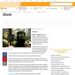 What Is a Jihadi, or Jihadist? - Definition