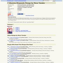 7 Jikanme Rhapsody Manga Online by Meca Tanaka