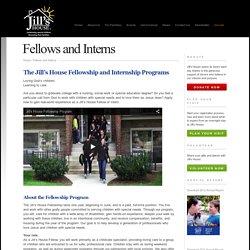 Jill's House » Fellows and Interns