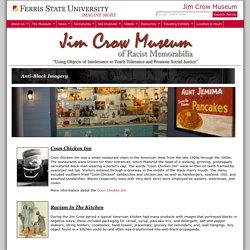 Jim Crow Museum: Origins of Jim Crow