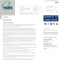 Jim Denham - HMRI