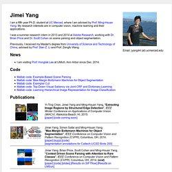 Jimei Yang - UC Merced