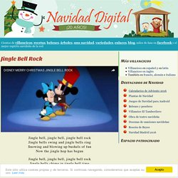 Jingle Bell Rock - Navidad Digital
